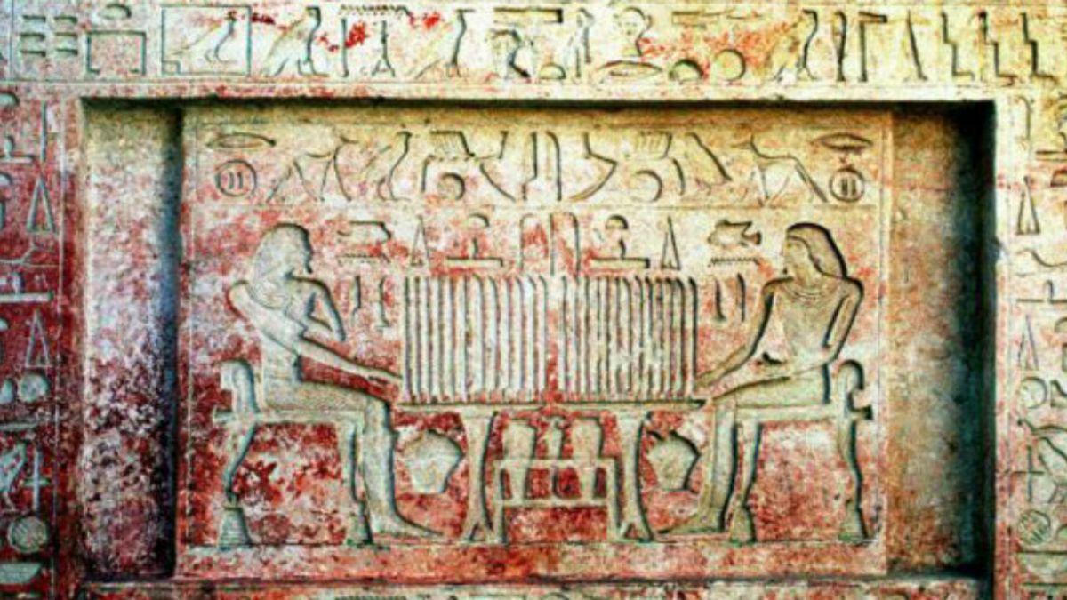 Hallan tumba de faraona egipcia desconocida