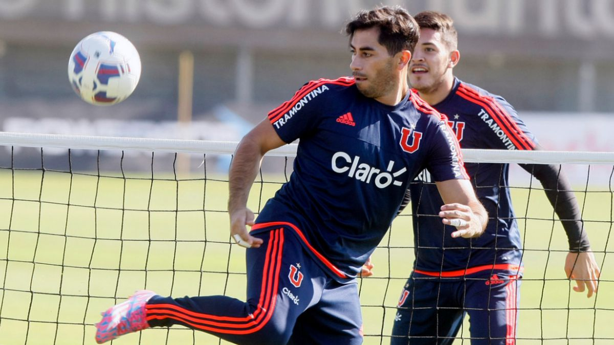 Johnny Herrera: Me siento mucho más comprometido con la U que con la selección