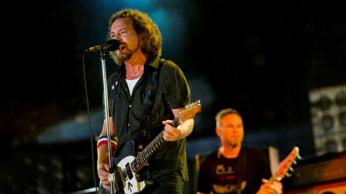 Barack Obama sorprende a Eddie Vedder de Pearl Jam en Hawaii