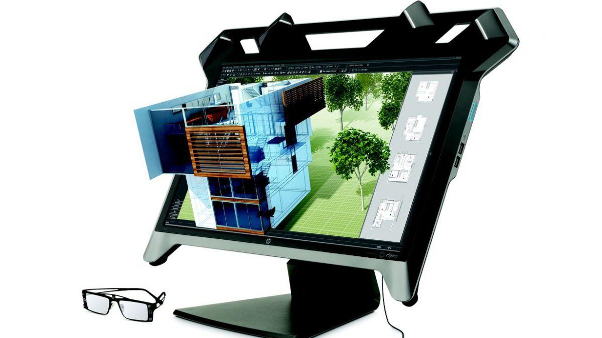 Nuevo monitor muestra imágenes holográficas interactivas