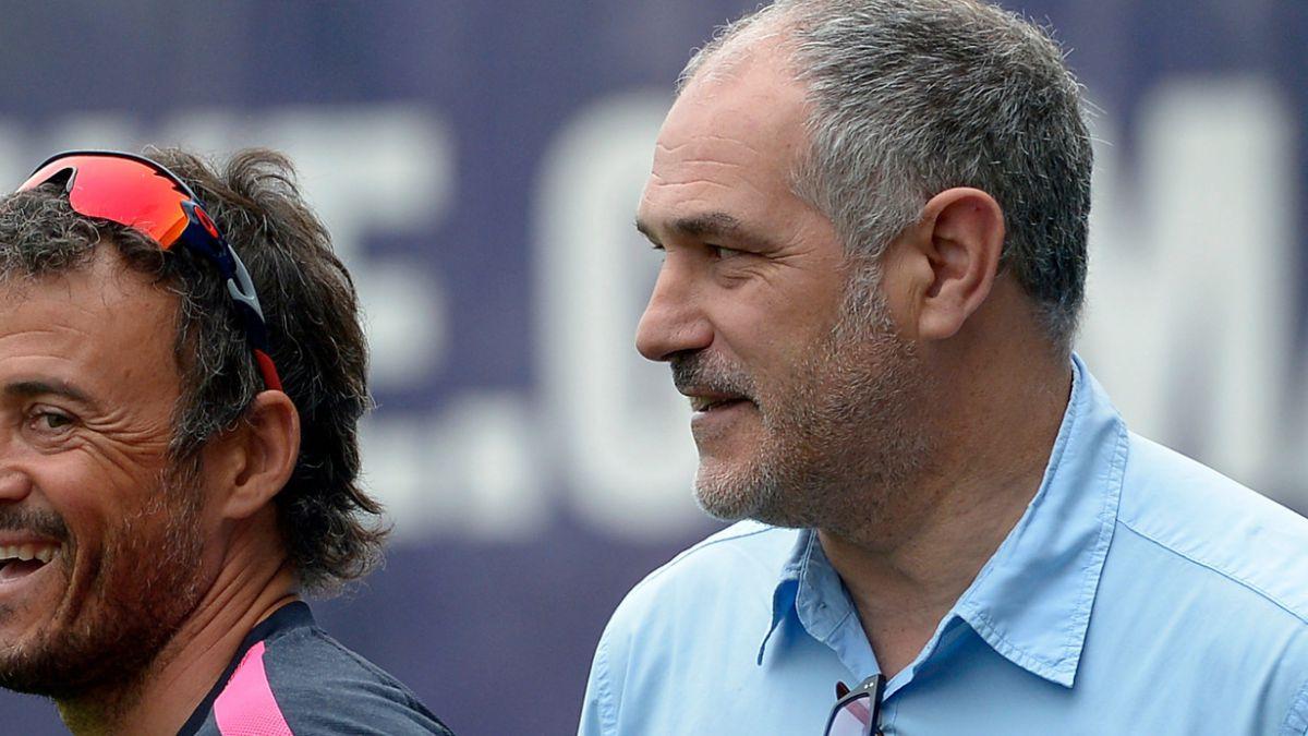Andoni Zubizarreta deja de ser el director de fútbol de FC Barcelona