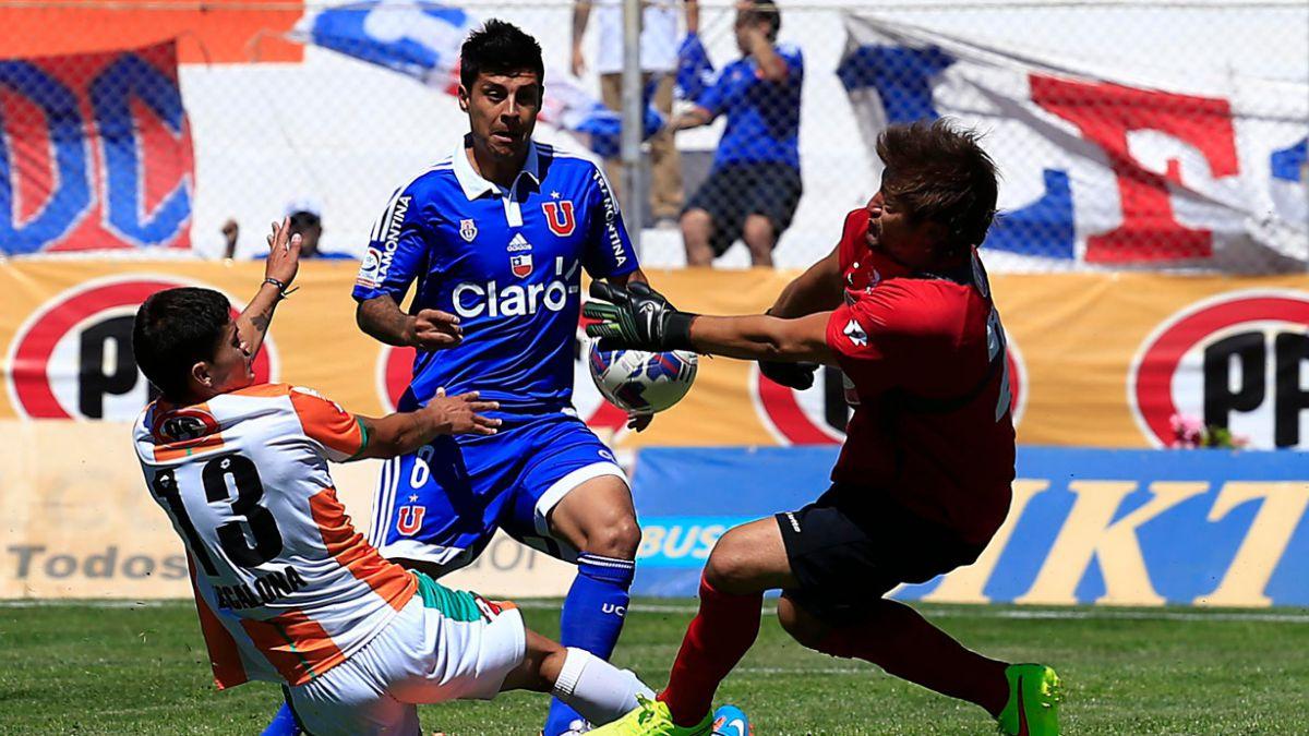 Las cifras del debut de la U, Colo Colo y la UC en el Clausura 2015
