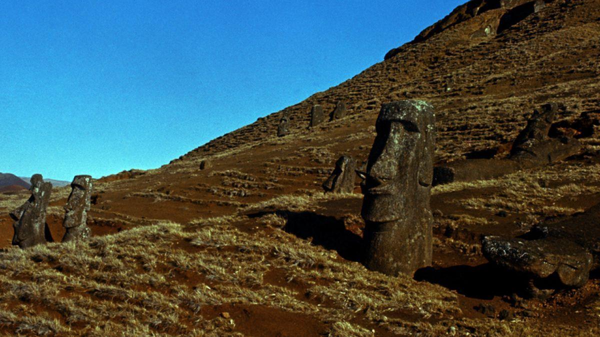 Nuevas pistas sobre lo que les ocurrió a los habitantes de la Isla de Pascua
