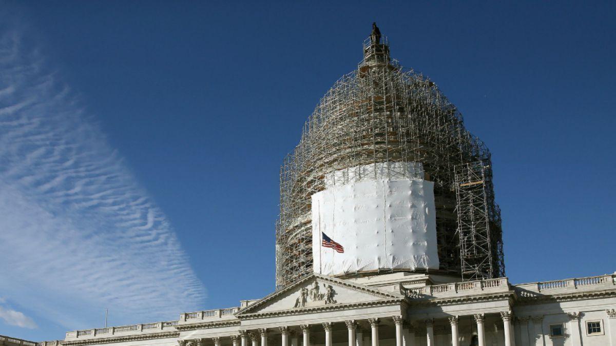 Oposición toma el control del Congreso en EE.UU.