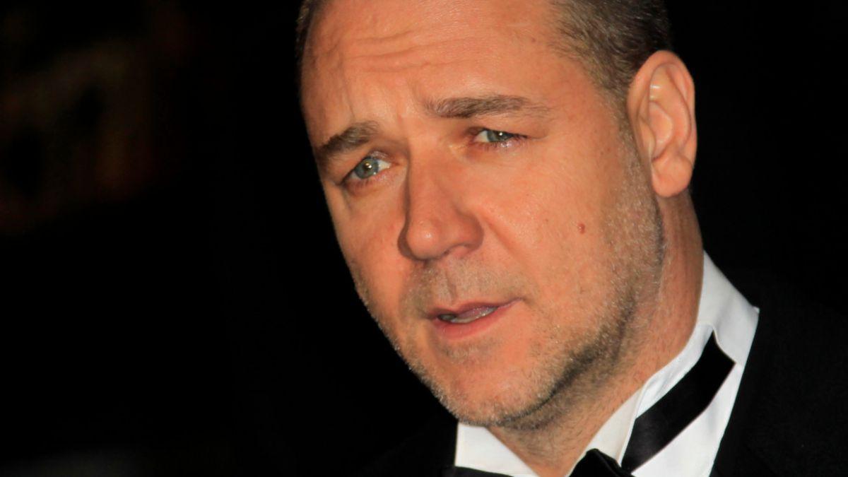 Los dichos de Russell Crowe sobre las actrices mayores que desatan polémica