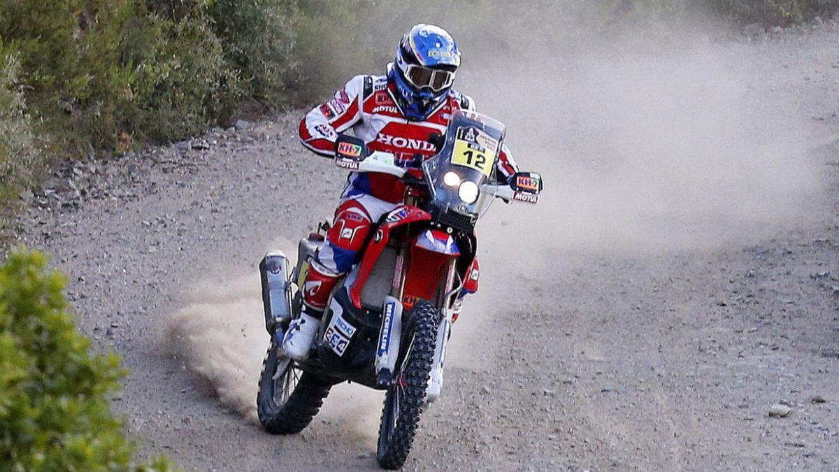 Dakar 2015: Jeremías Israel avanza una posición tras la tercera etapa