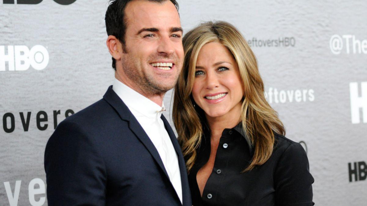 Así fue el curioso momento en que Jennifer Aniston conoció a su actual novio