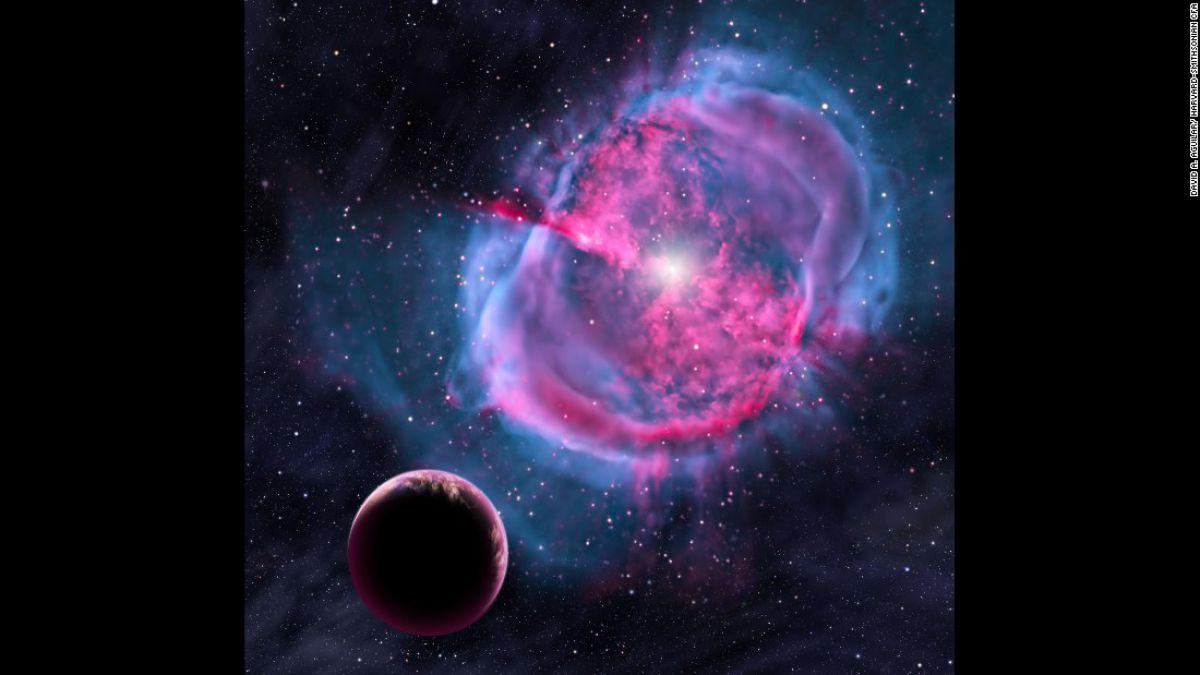Descubren ocho planetas en zonas del Universo donde la vida es posible