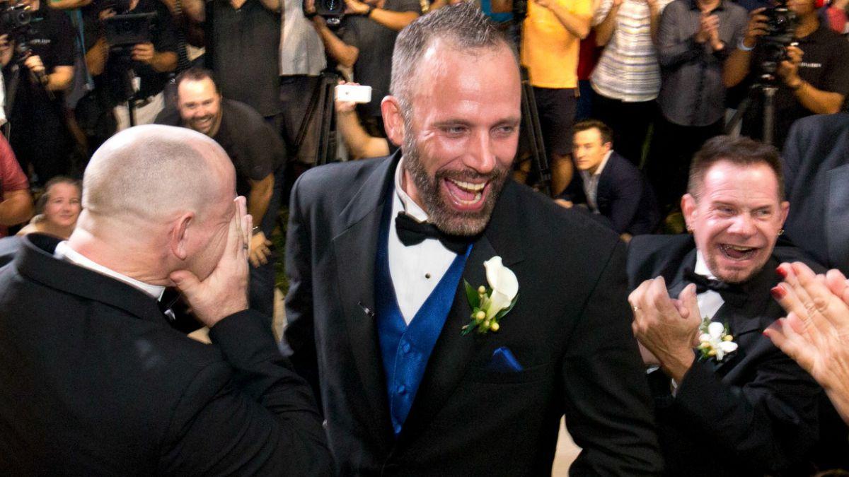 Parejas homosexuales ya se pueden casar en Florida