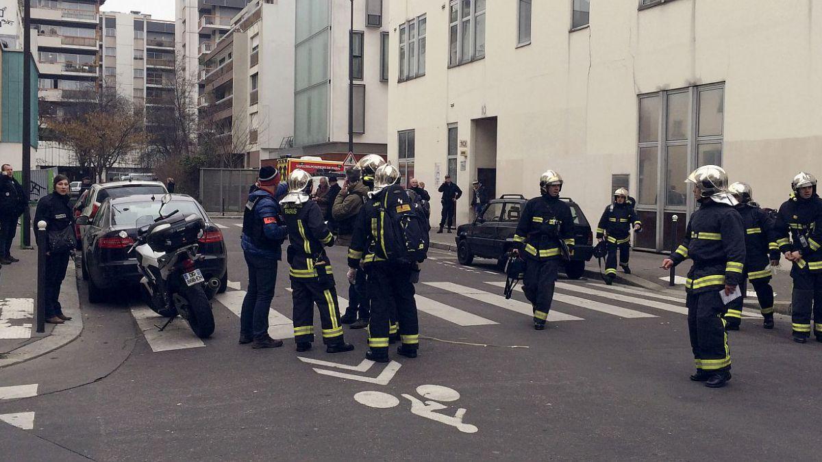 [VIDEO] Revelan imágenes de ataque a publicación satírica en París