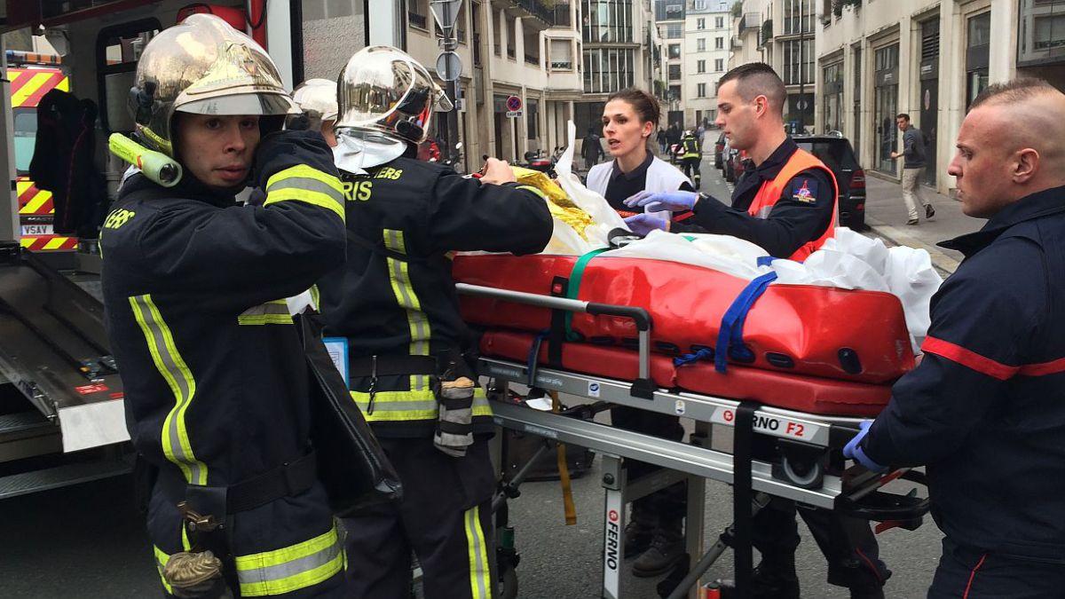 12 muertos en ataque a revista francesa Charlie Hebdo