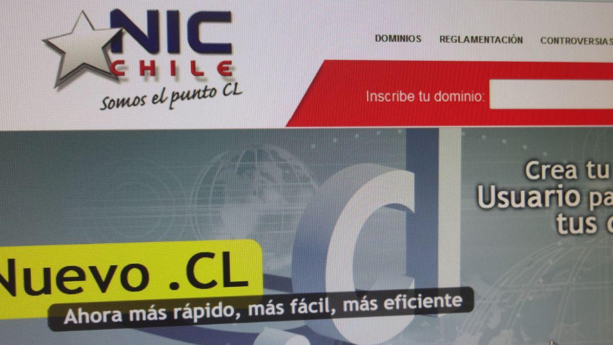 NIC Chile pidió que su nombre fuera eliminado de ley de medios digitales