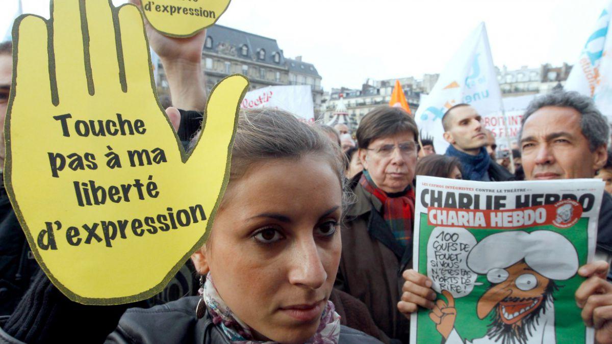 El ataque de 2011 que afectó a la revista francesa
