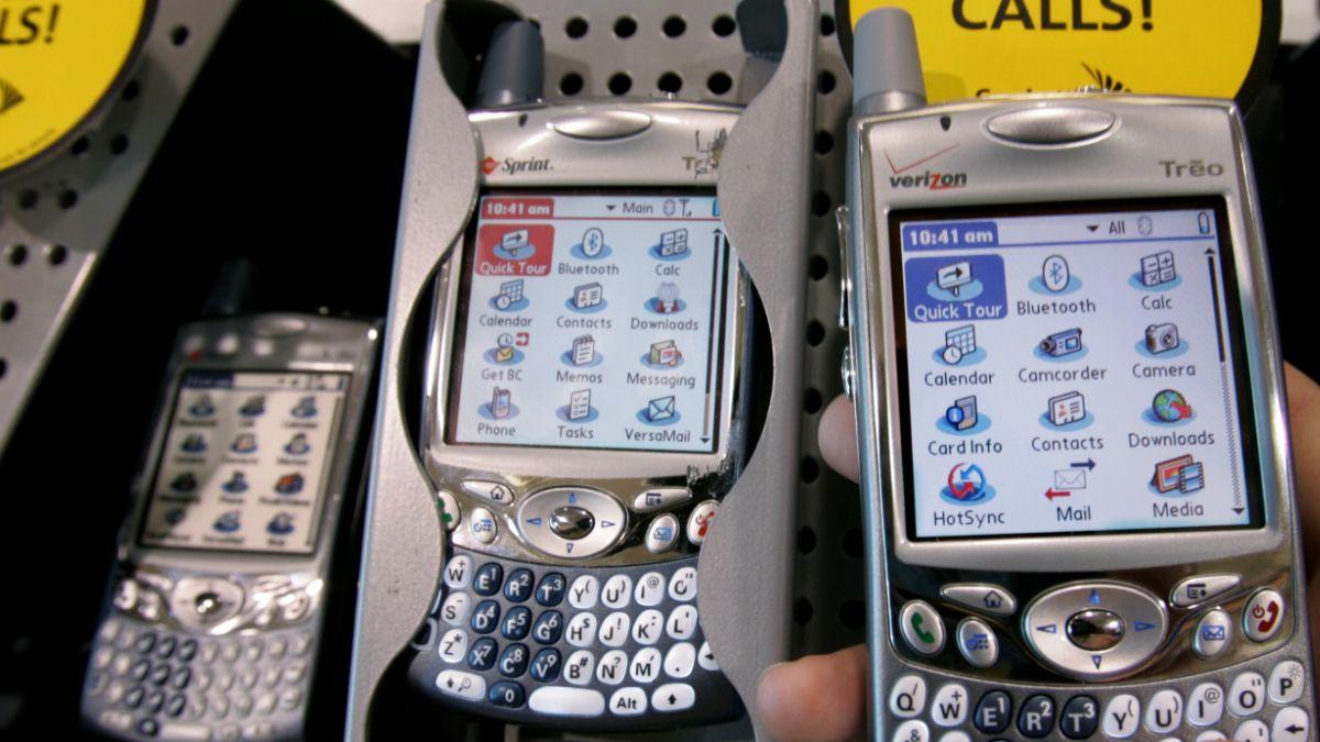 Anuncian el retorno de Palm, un clásico de los smartphones