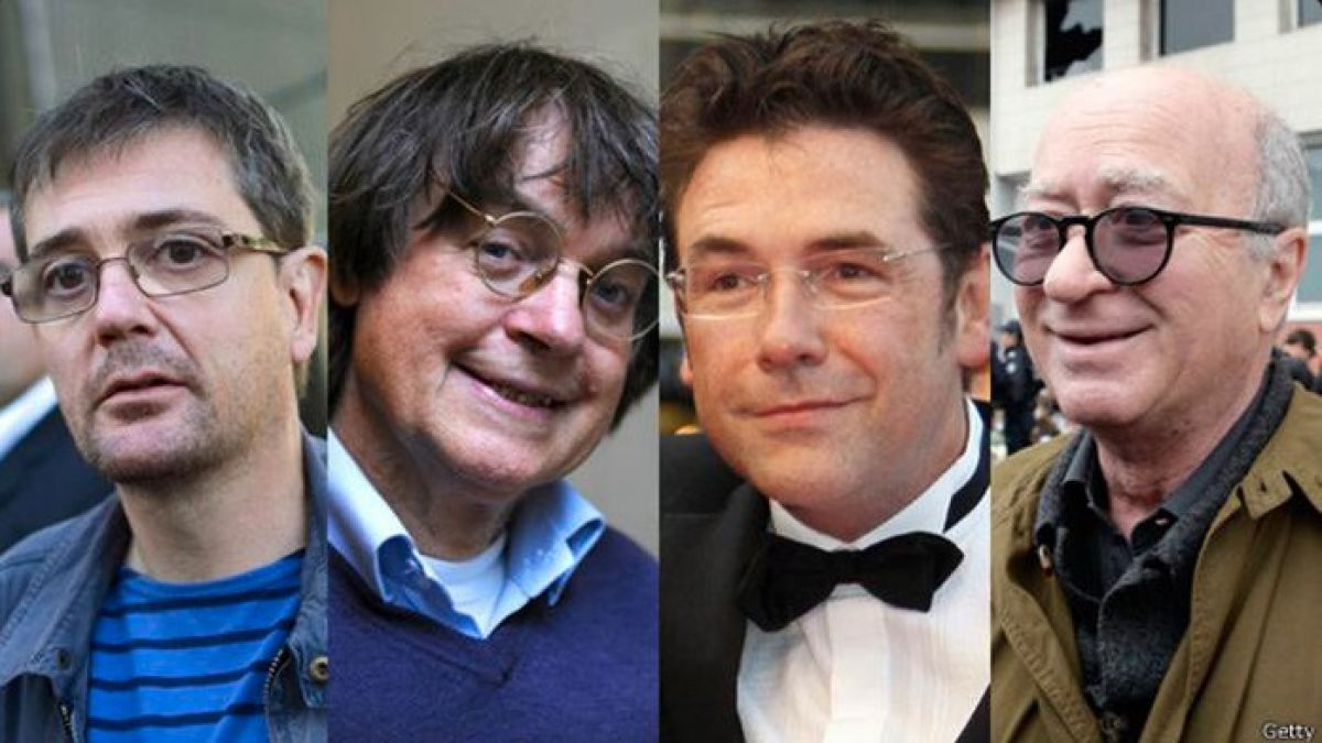 Cuatro famosos dibujantes franceses mueren en ataque a revista Charlie Hebdo