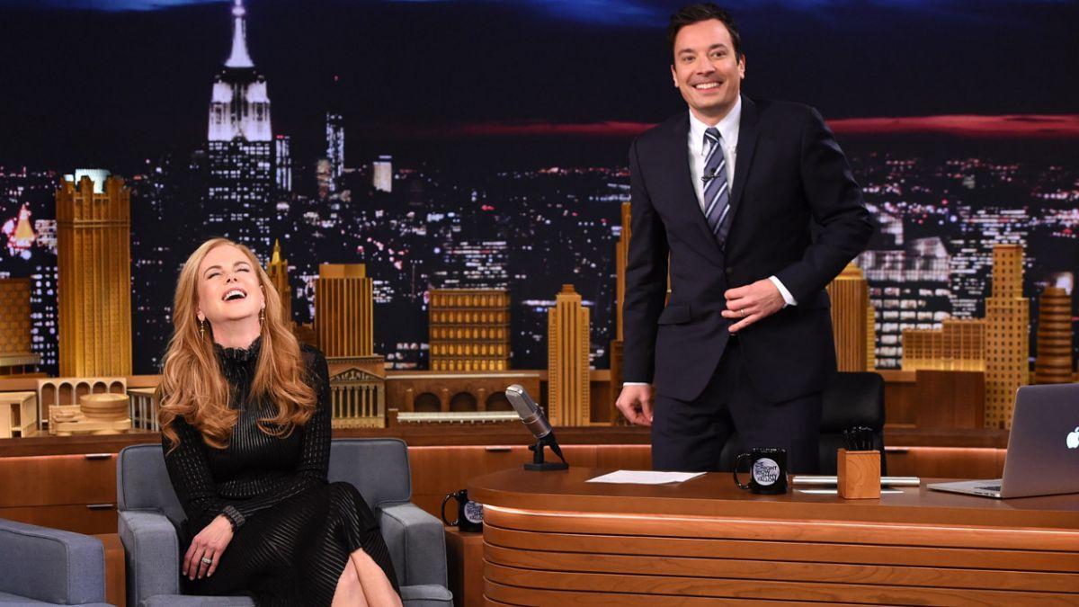 Nicole Kidman y Jimmy Fallon: El romance que no fue por una mala primera cita