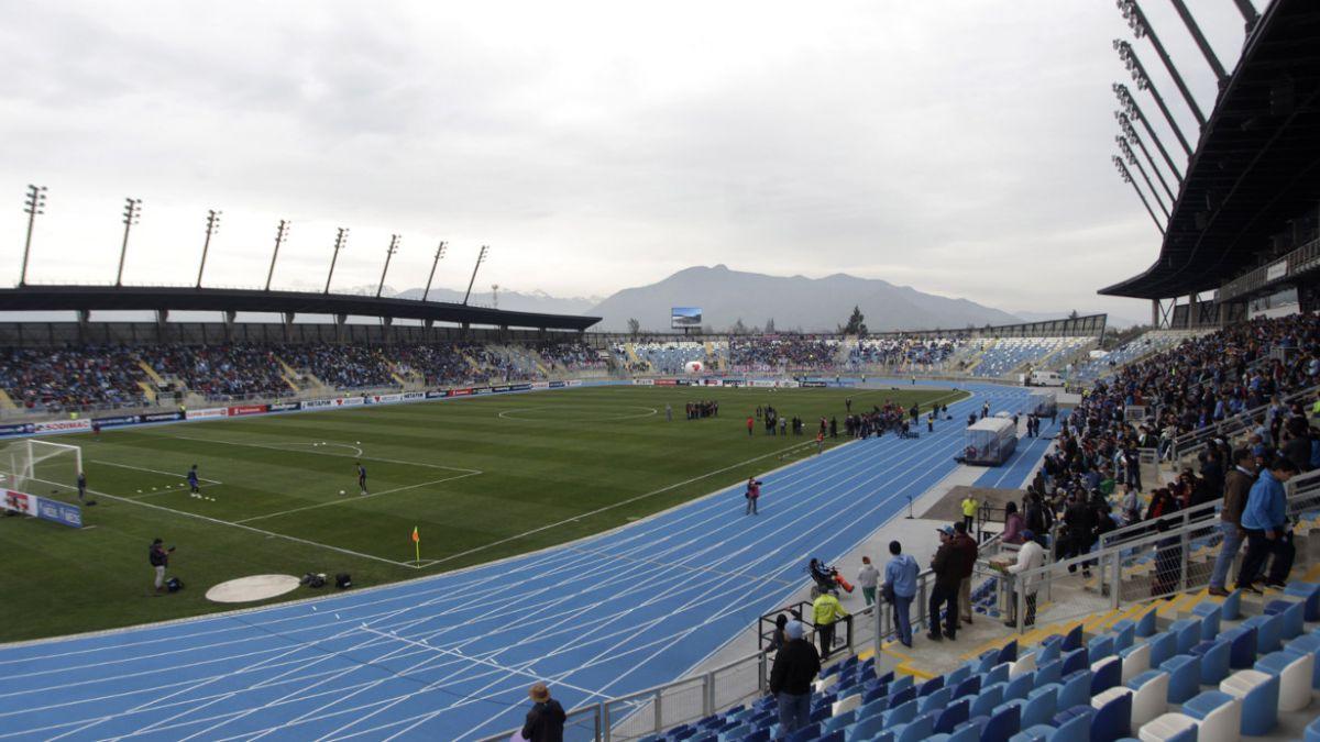 La Roja recibirá a Estados Unidos en el Estadio El Teniente de Rancagua