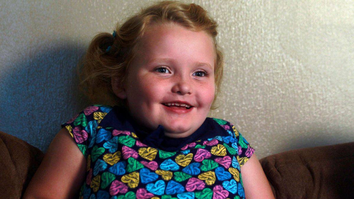 "Hermana de ""Honey Boo Boo"" prepara su propio reality show"