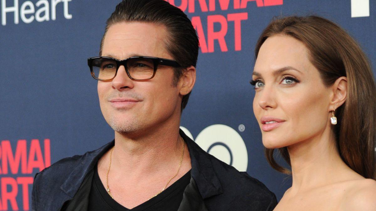 Revelan reunión que el Papa Francisco tendrá con Angelina Jolie y Brad Pitt