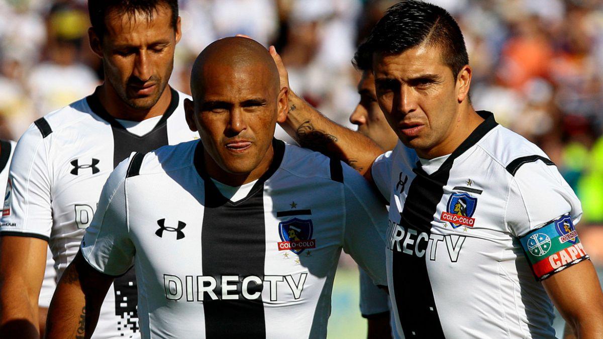 """Fierro agradece a Suazo: """"Sería un lindo regalo para Humberto ganar la Copa Chile"""