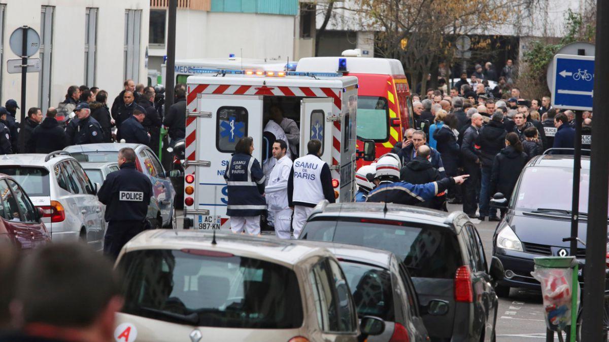 Detienen a 12 personas en Francia por relación con atentados de París