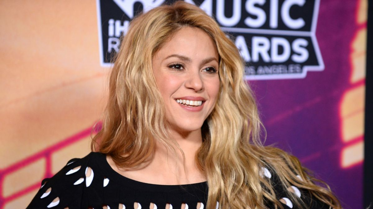 Estos son los artistas que colaborarán en el nuevo disco de Shakira