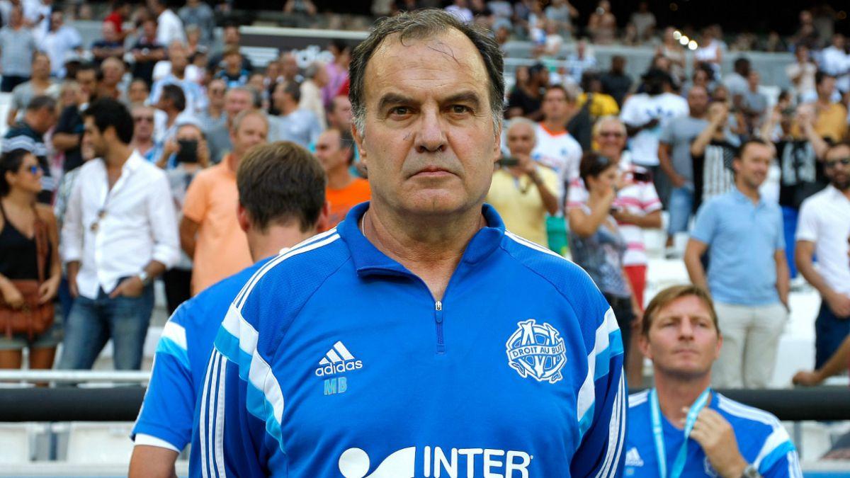 Olympique acusa a Bielsa de poner sus intereses por encima de los del club