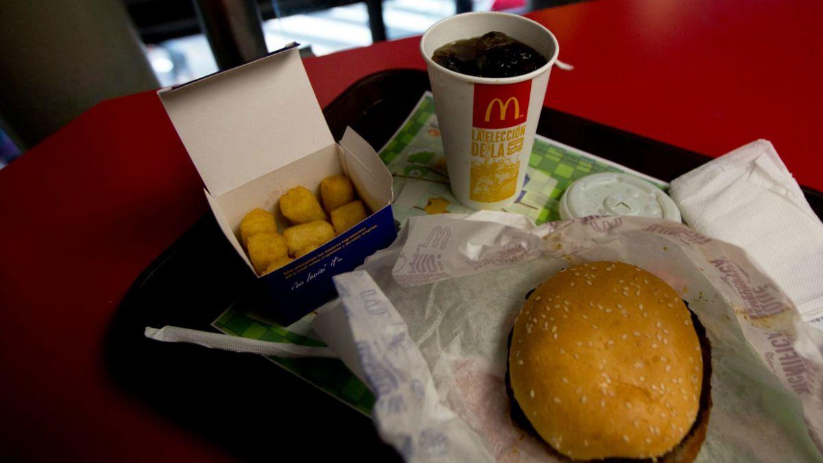 McDonalds, sin papas fritas en Venezuela