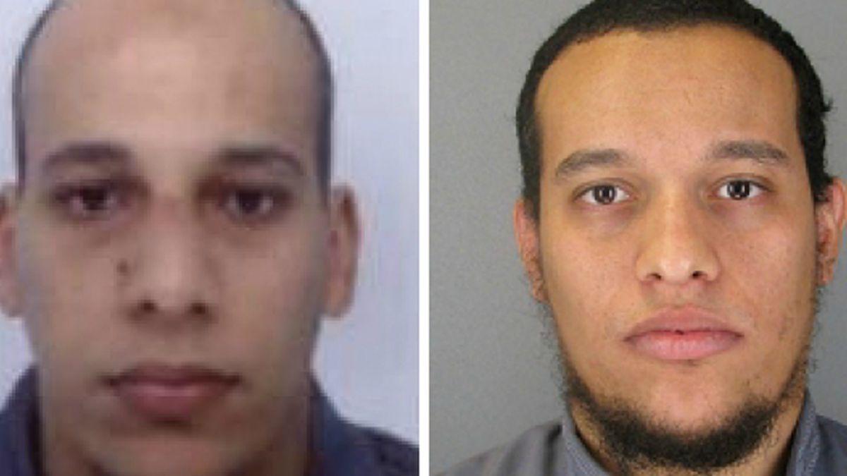 La historia de los dos sospechosos del atentado a Charlie Hebdo