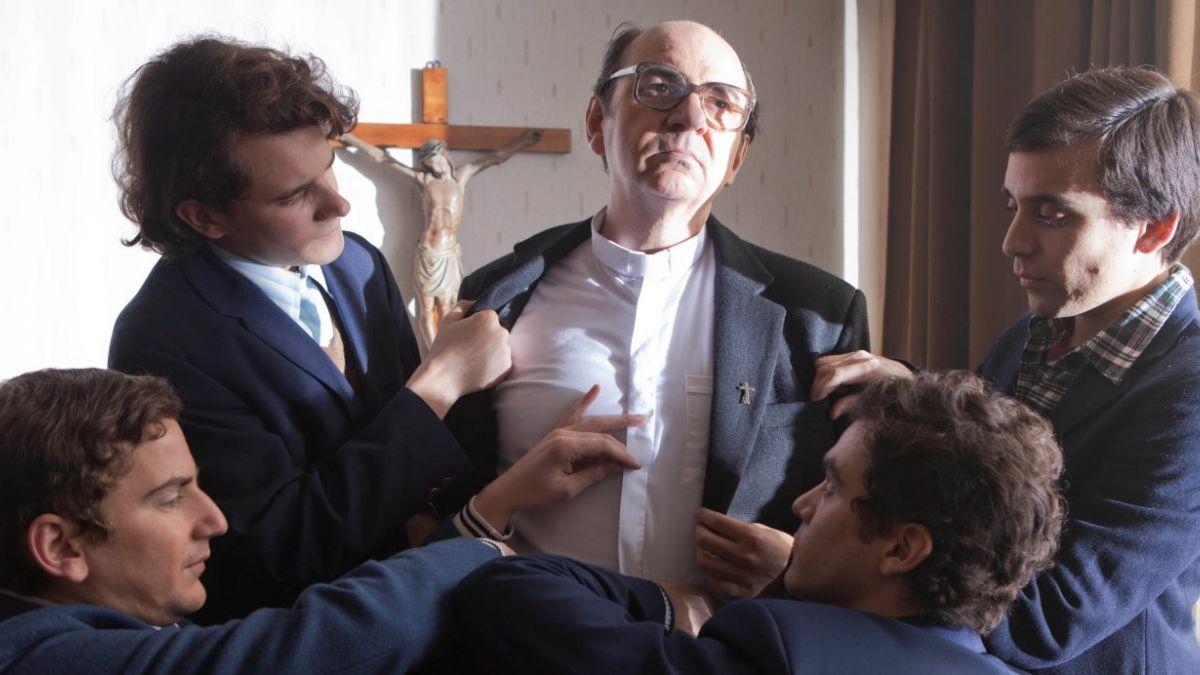 """Director de película sobre Karadima: """"El 99% de la iglesia quiere que ésta se muestre"""""""