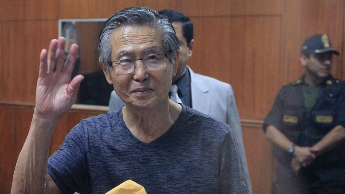 Fallo condena a Fujimori a 8 años de prisión por caso de diarios chichas