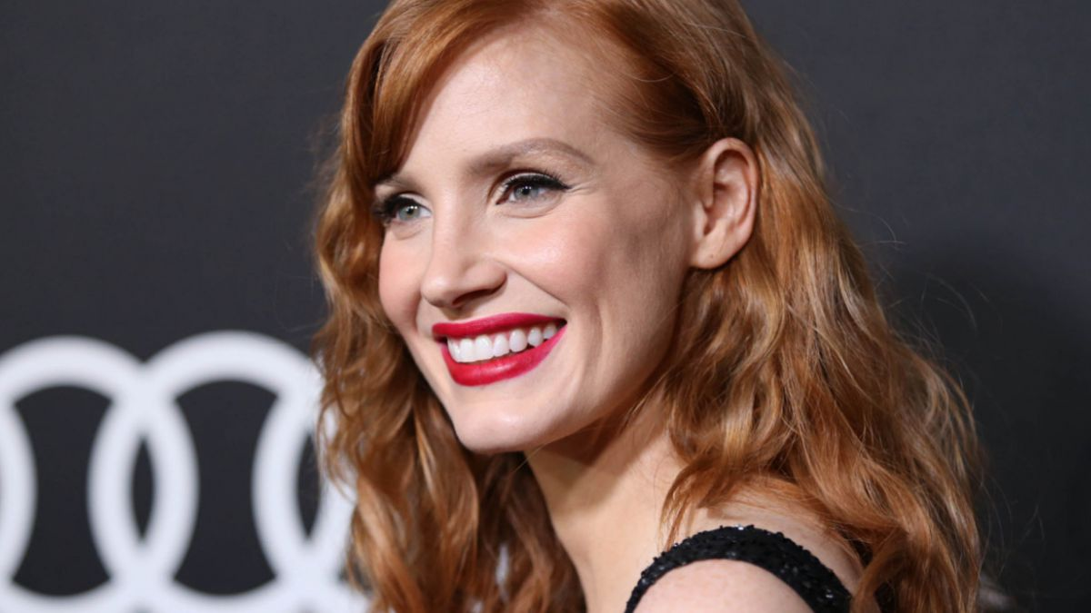 Este es el mayor secreto de Jessica Chastain, la actriz de moda en Hollywood