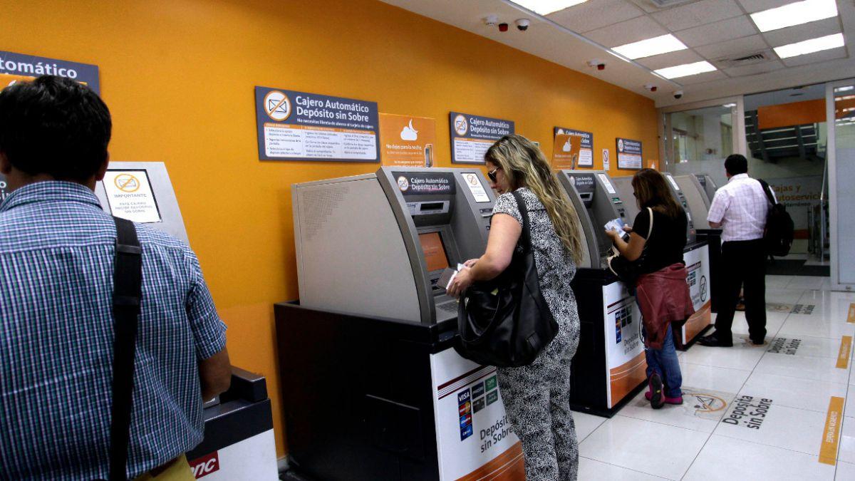 Paro de transportes de valores: SBIFautoriza a bancos a ampliar horario de atención