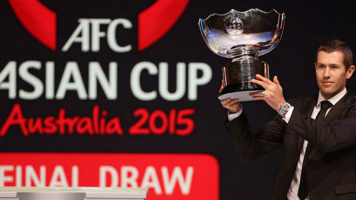 Alexis Norambuena, el chileno que defenderá a Palestina en la Copa de Asia