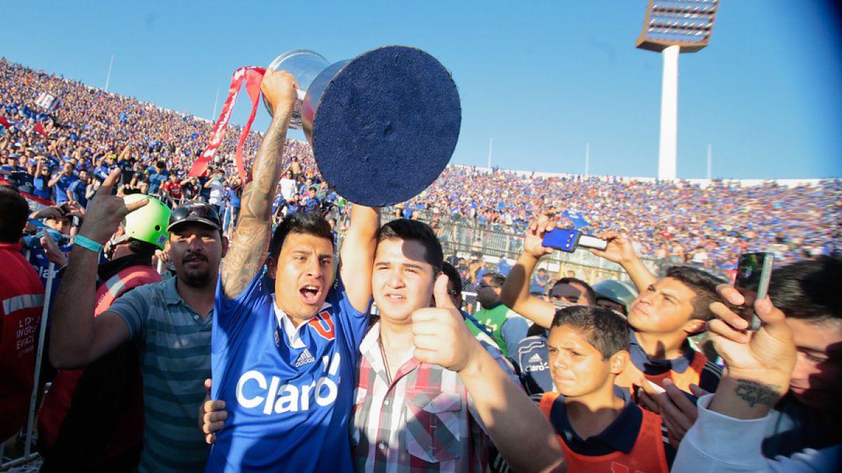 Patricio Rubio se despide de la U: Espero volver al mejor equipo de Chile