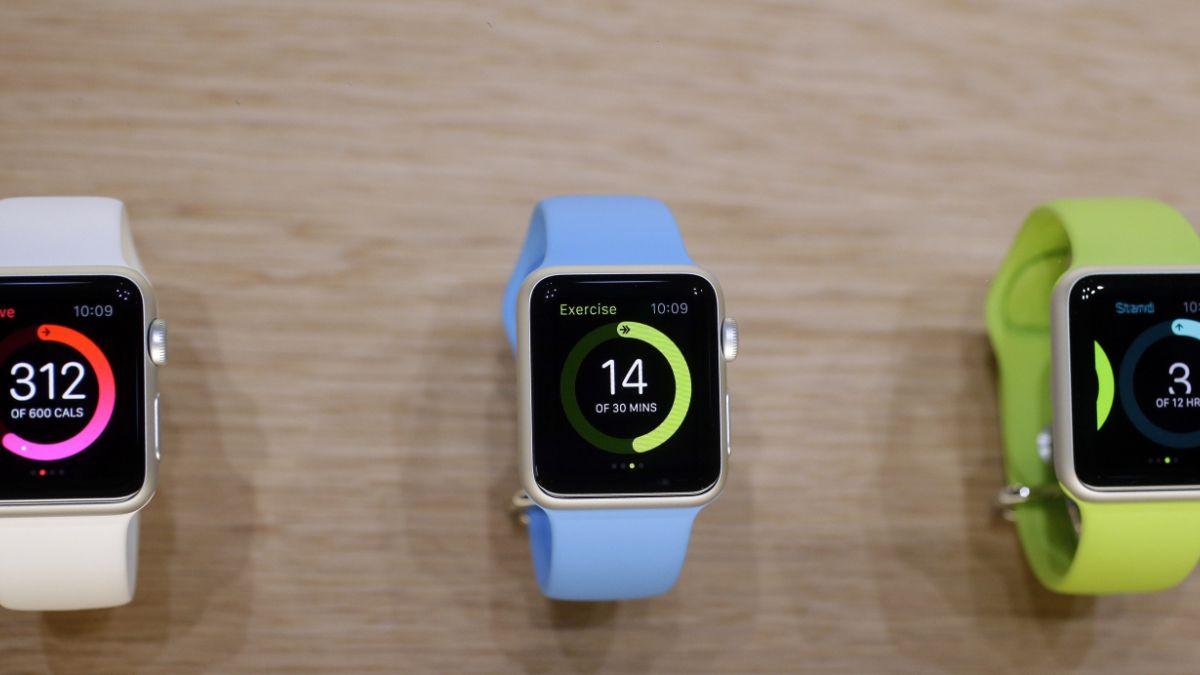 Apple está fabricando entre 5 y 6 millones unidades de su reloj inteligente