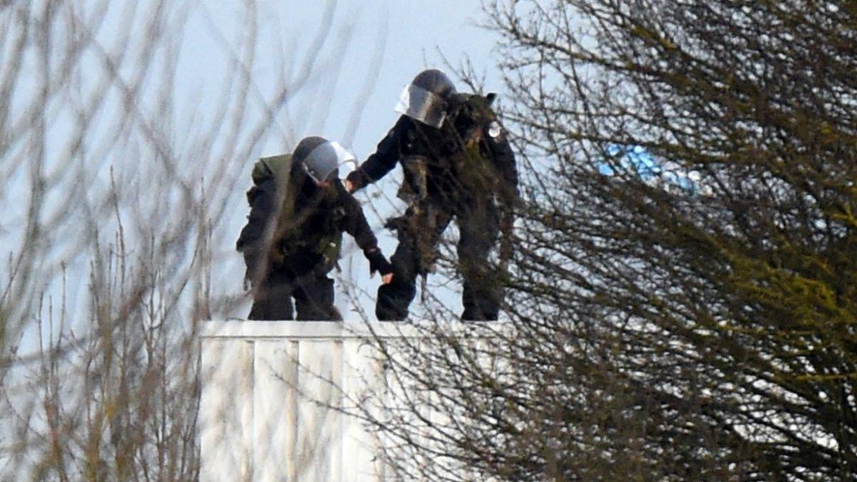 El rehén de los atacantes de Charlie Hebdo nunca fue detectado por ellos