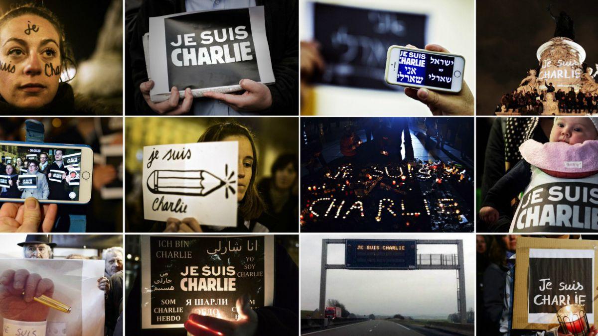 Próximo número de Charlie Hebdo se distribuirá en el extranjero