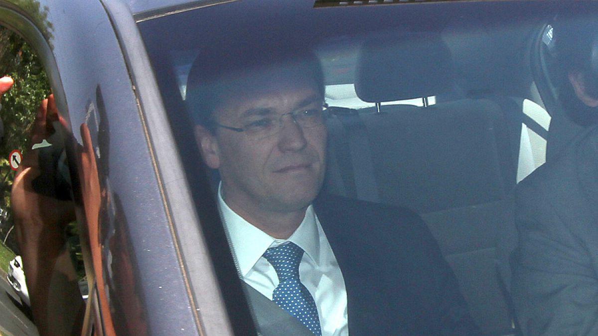 Pablo Wagner presenta su renuncia al directorio de Cruz Blanca