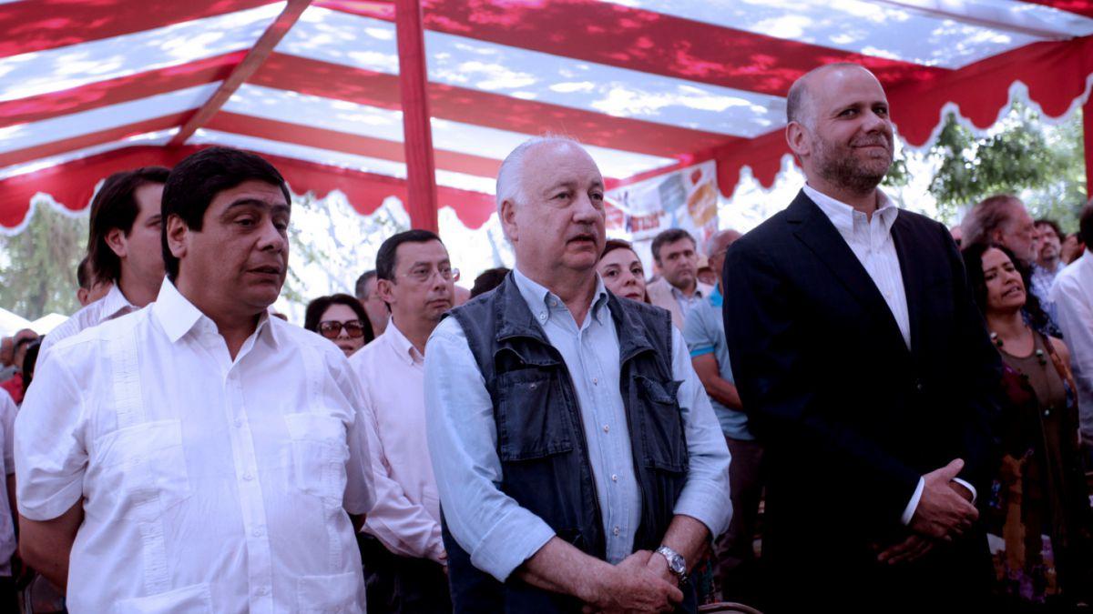 [FOTOS] PC realiza su tradicional fiesta con la presencia de ministros de Bachelet
