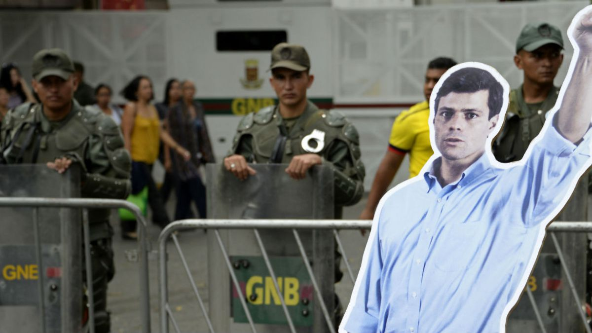 Leopoldo López llama a Chile a abogar por el respeto a los valores democráticos