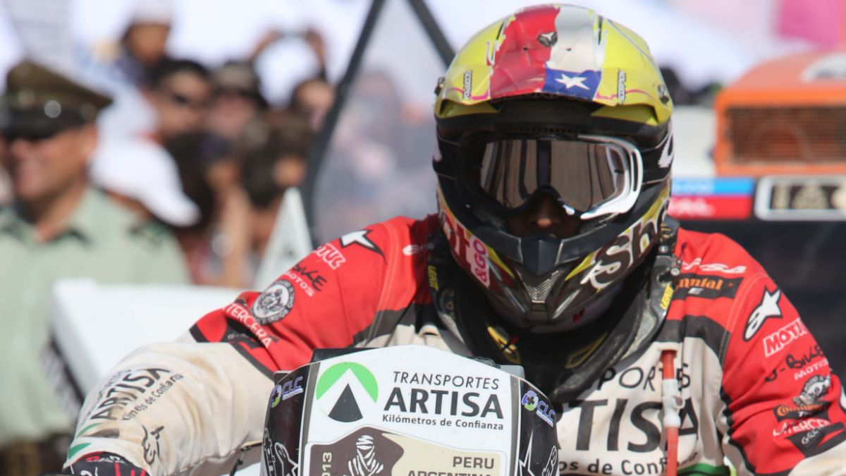 Dakar 2015: Pablo Quintanilla nuevamente alcanza el cuarto lugar en la etapa 7