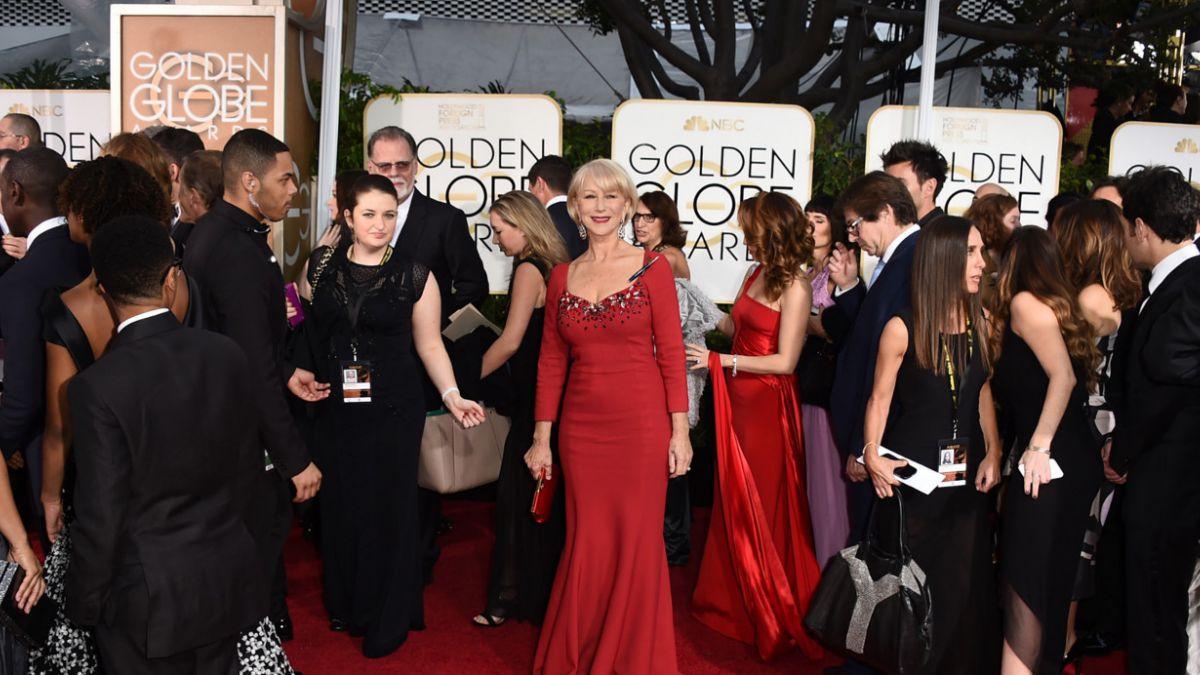 Globos de Oro 2015: Los looks que marcaron la alfombra roja
