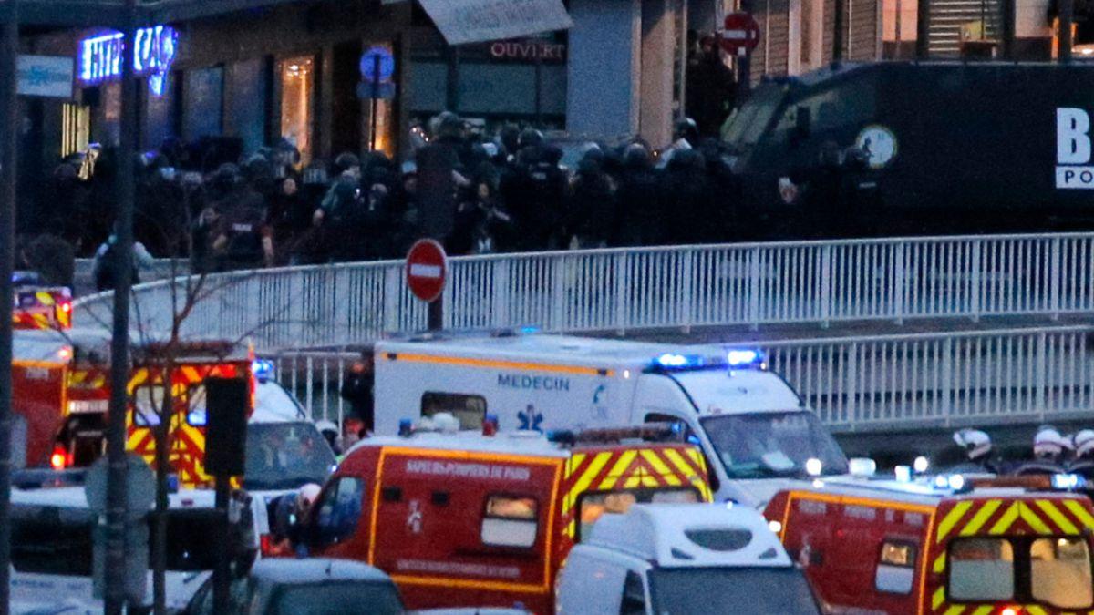 Francia moviliza a 10.000 militares para proteger lugares sensibles
