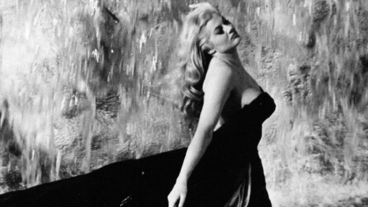 Muere Anita Ekberg, ícono erótico de La Dolce Vita