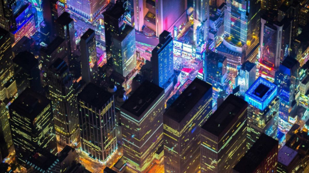 La increíbles fotos de Nueva York tomadas desde el aire