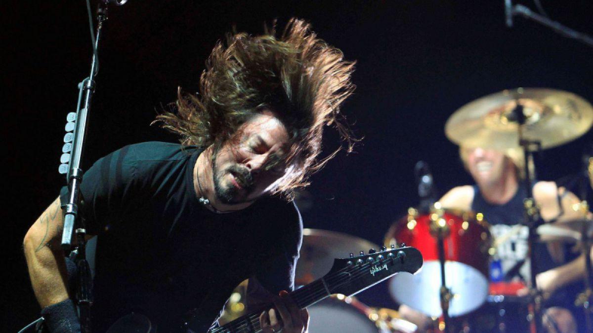¿Por qué Dave Grohl no estará en la película de Kurt Cobain?