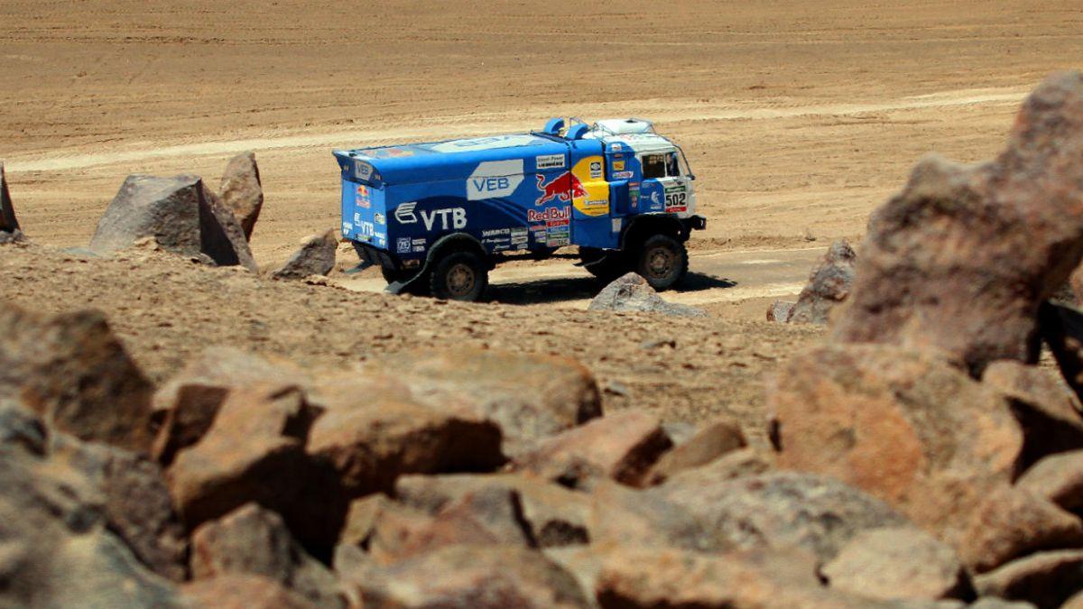 Perú vuelve al recorrido del Dakar 2016