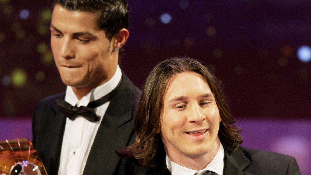 La histórica disputa entre Lionel Messi y Cristiano Ronaldo por el Balón de Oro