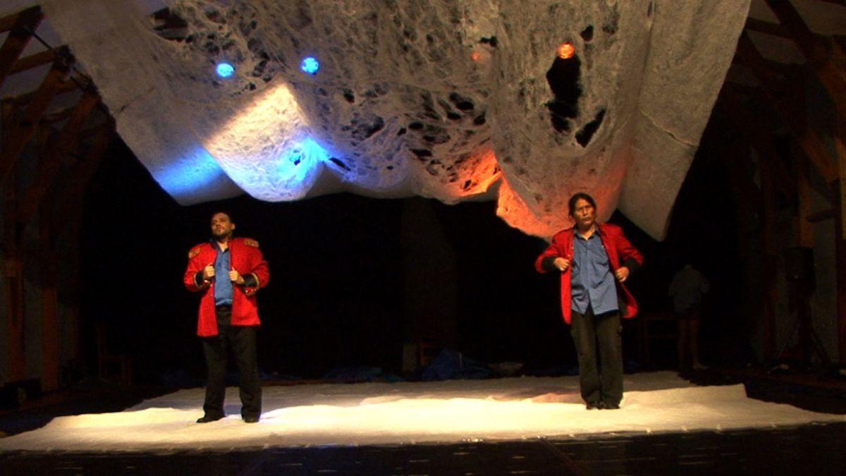 Santiago a Mil: Presentan obra boliviana que aborda complejo tema marítimo con Chile